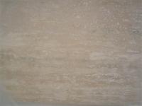 TRAVERTINO ROMANO CLASSICO 1^scelta<br />marmette stuccate, patinate e bisellate<br />Formato: 61x30,5x1 cm<br />Quantità: 115,00 mq<br />Prezzo: € 40,00/mq