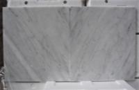 BIANCO CARRARA resa blocco marmette levigate Formato: 30,5x30,5x0,75 cm Quantità: 48,00 mq Prezzo: € 13,50/mq