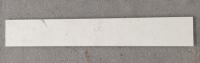 BIANCO PERLINO 1^scelta<br />listelli patinati<br />Formato: 100x15x2 cm<br />Quantità: 16,35 mq<br />Prezzo: € 25,00/mq